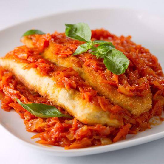 Greek Style Fish