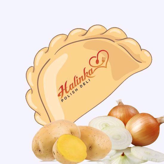 Picture of Potato Onion Pierogi