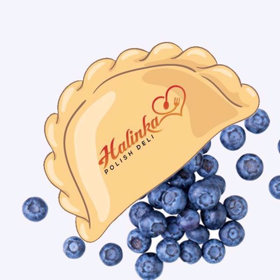 Picture of Blueberry Pierogi