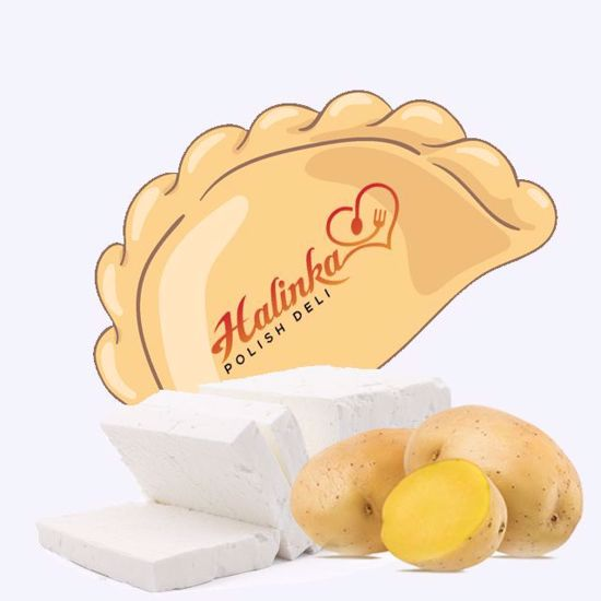 Potato Cheese Pierogi