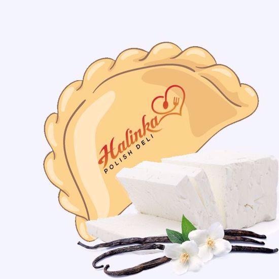 Sweet Cheese Pierogi