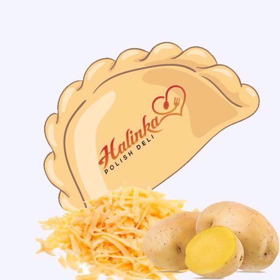 Potato Cheddar Cheese Pierogi